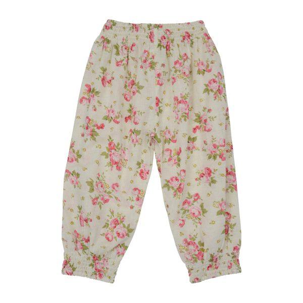 mint rose gypsy pants