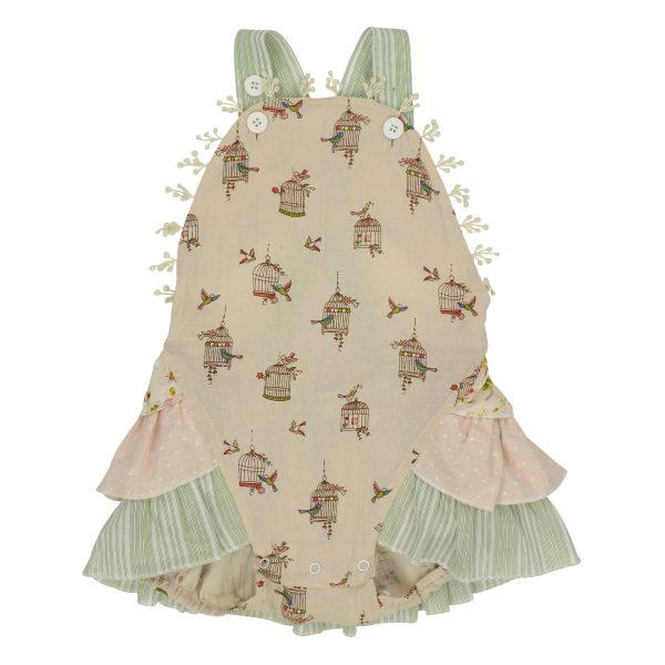 birdcage overalls
