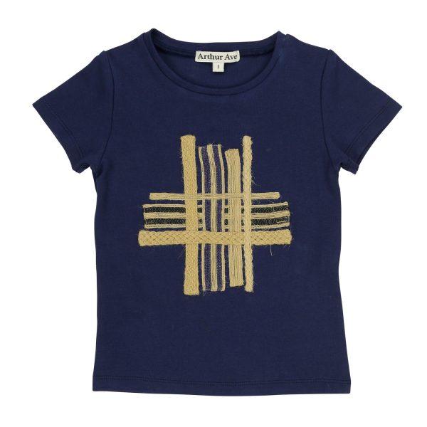 raw cross t-shirt