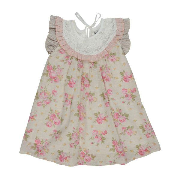 Apron Dress Flatlay