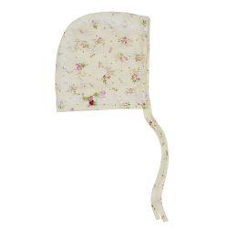 Cream Bonnet