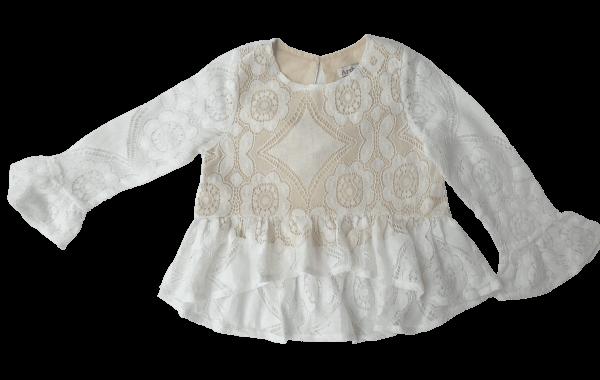 Long Sleeve Crotchet Top (1) (1)