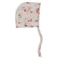 Mint Rose Bonnet