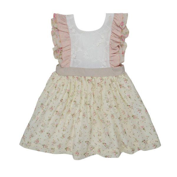 Sweetsister Dress Flatlay