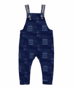 Denim Long Overalls (1)