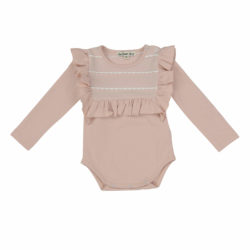 Rose Detail Onesie