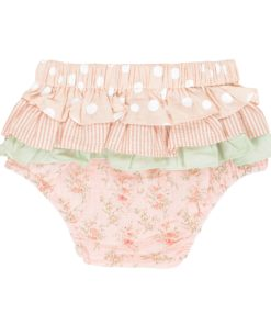 Pretty In Pink Frilly Bums Front